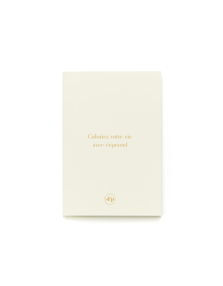 [homepage exclusive]note (ivory)