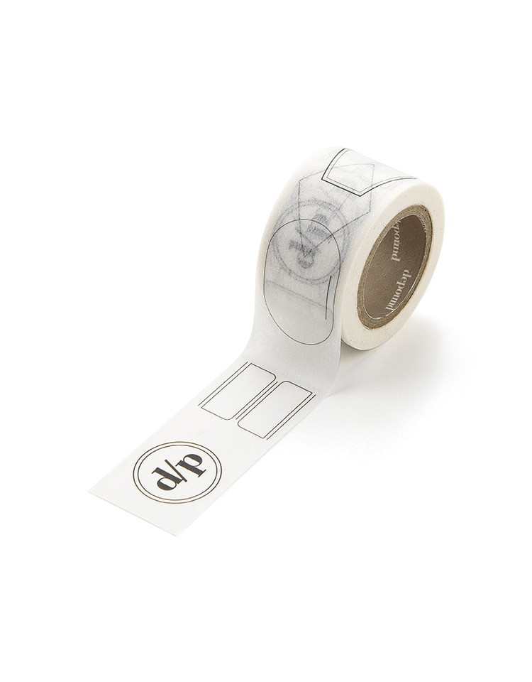 [homepage exclusive]masking tape (tag)