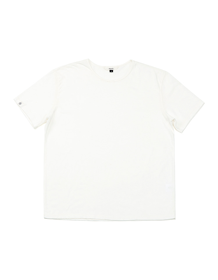 [김나영 착용]basic t-shirts (white)
