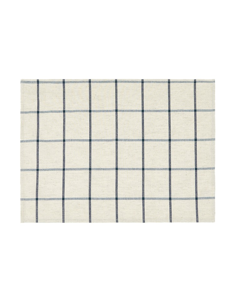 [homepage exclusive] kitchen cloth (grid/L)