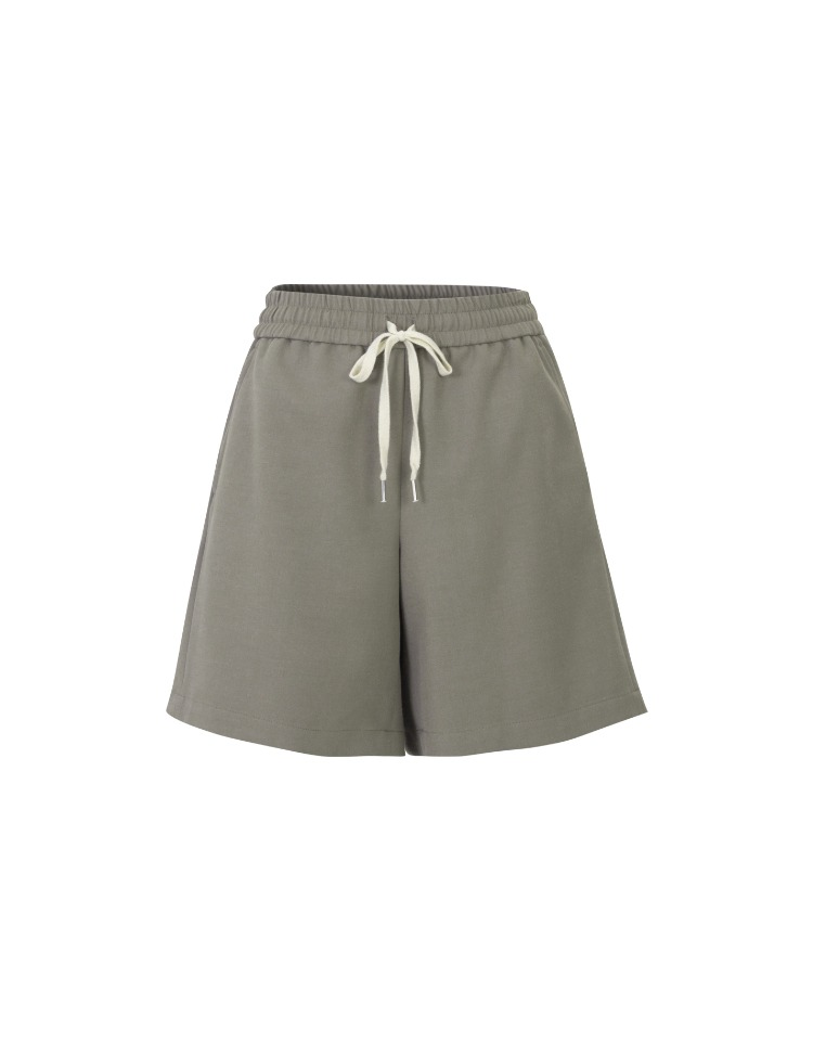 summer shorts - khaki