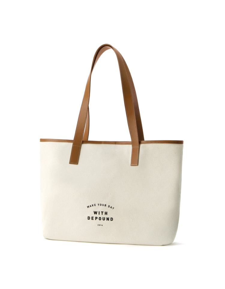 day bag (shopper M) - camel