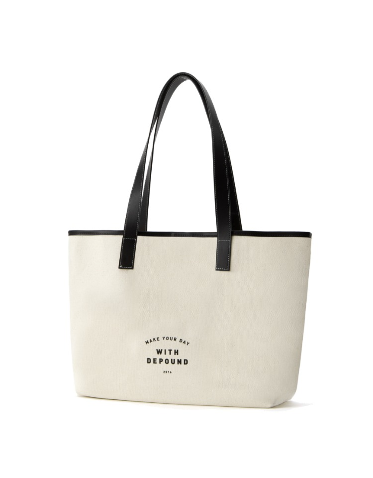 day bag (shopper M) - black